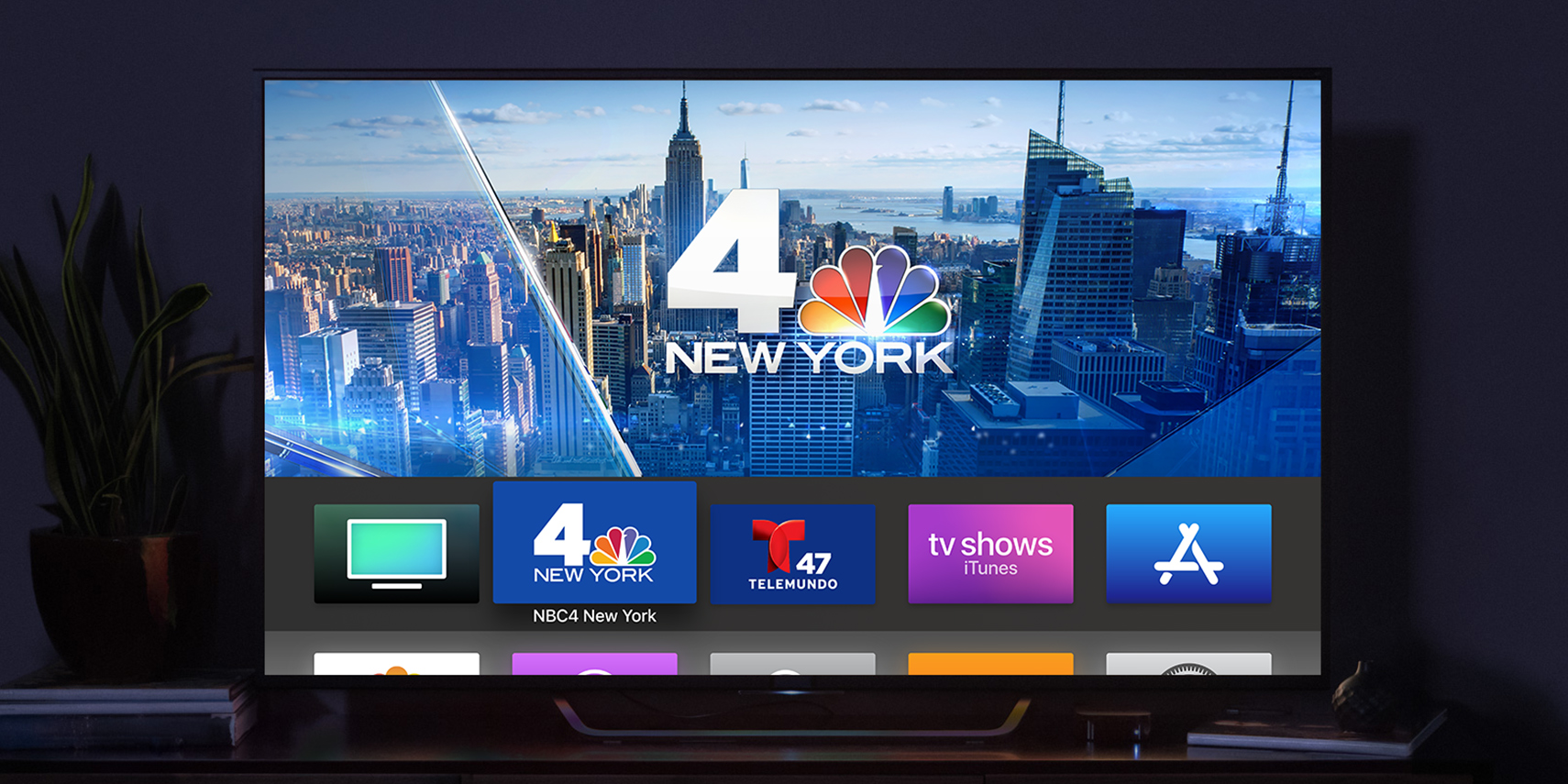 Apple TV for NBC & Telemundo